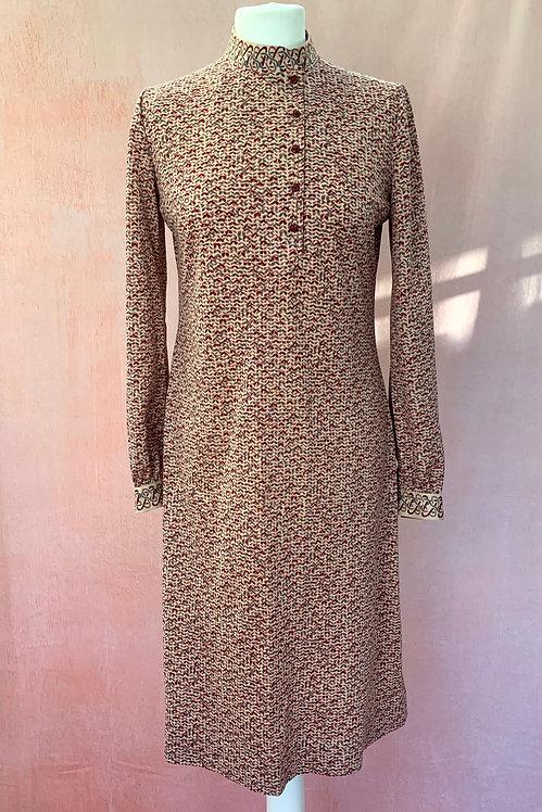 1970's Midi Dress