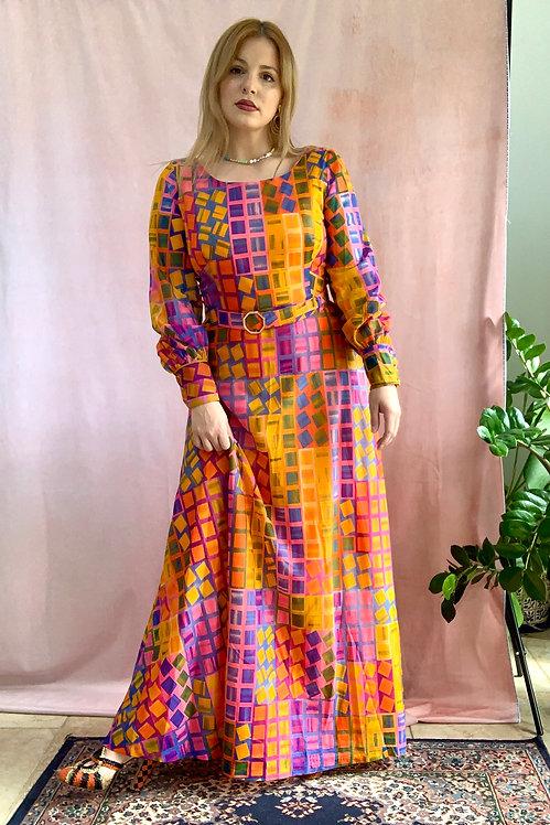 Archive 02 - 1970s LeRose Dress