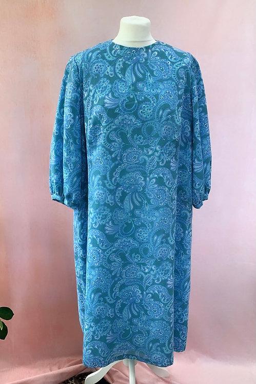 Marina - Vintage 1960's Midi Dress