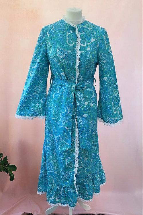 Bellflower - Vintage Housecoat