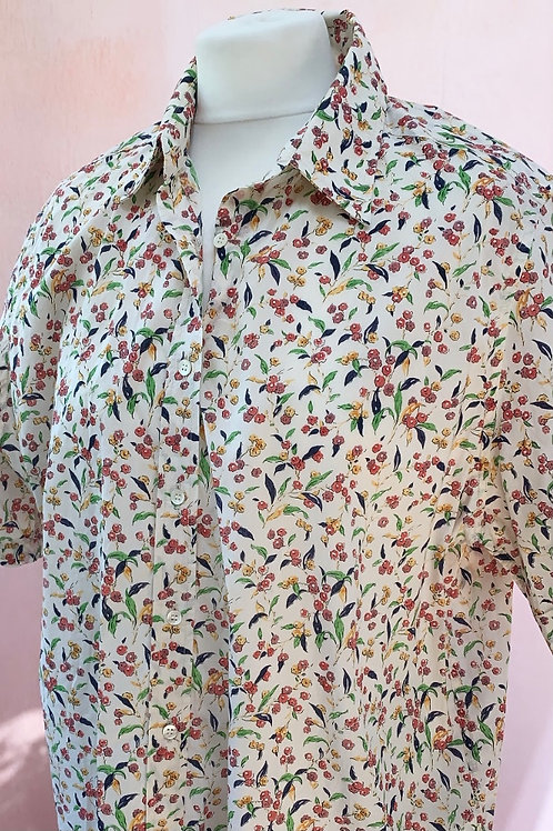 Ditsy - Floral Cotton Shirt