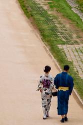 Kyoto Couple