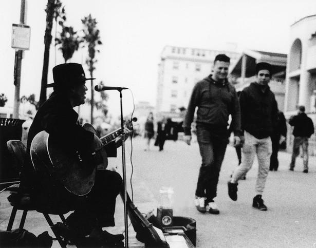 Venice Beach Street Music