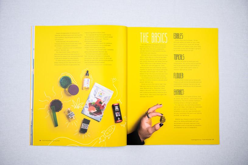 Best Inside Page/Spread Design,1st