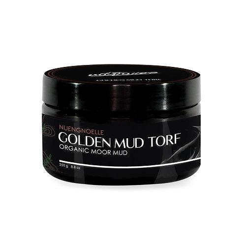 Nuengnoelle Golden Mud Torf - โคลนพอกผิวกาย โกลด์เด้น มัด ทอร์ฟ 250 g.