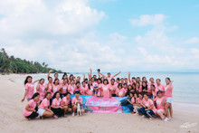 NUENGNOELLE ON THE BEACH 2018 @KOH TALU