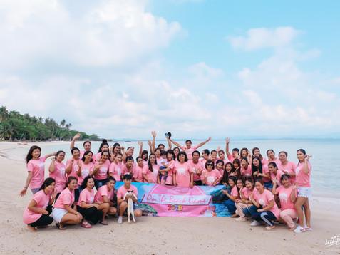 NUENGNOELLE ON THE BEACH 2018 @KOH TALU