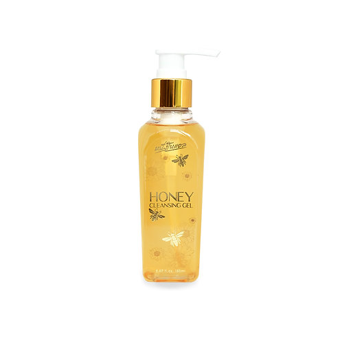 Nuengnoelle Honey Cleansing Gel - เจลล้างหน้าน้ำผึ้ง 150 ml.