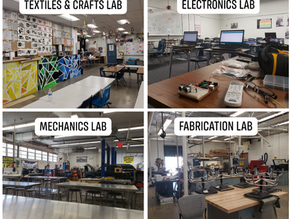 Makerspace Launch: How I made on-campus makerspaces accessible to all.