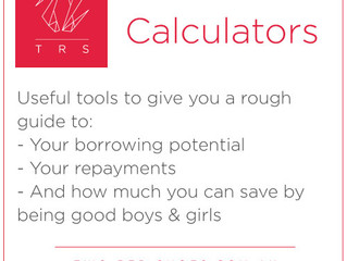 What does your home loan calculator tell you?