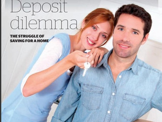 Renting and having trouble saving a deposit?