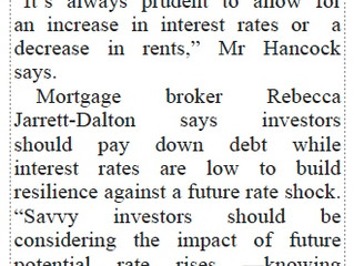 Timely advice in low rates - what should you do?