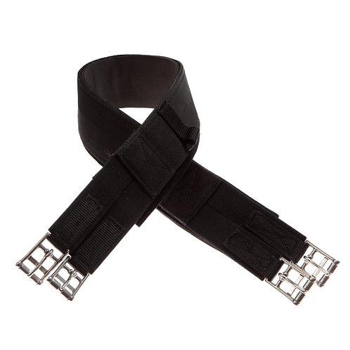 Ainsley elastic girth with neoprene cover