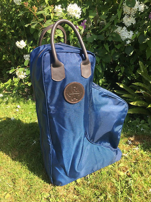 Ainsley polo boot/helmet bag, Cordura, royal blue, navy or black