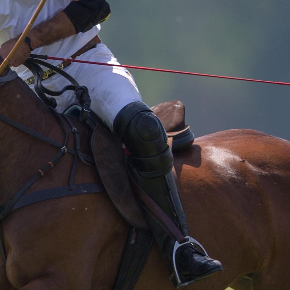 MVP polo saddle - no lift at back of saddle