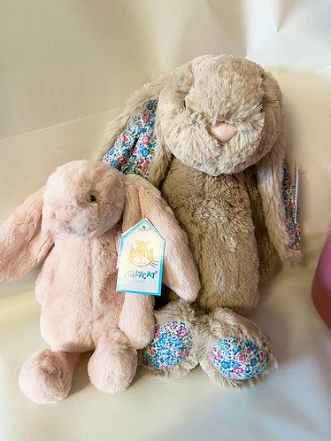 Jellycat Bashful Bunny Blush Small