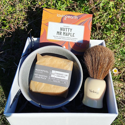 Small Shaving Box