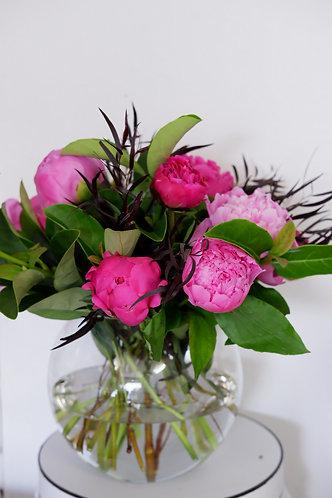 Luxury Love with Vase