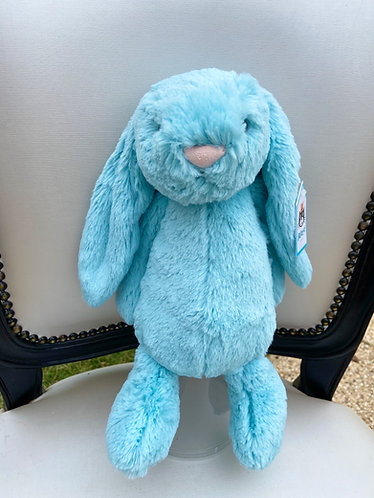 Jellycat Bashful Bunny Medium Ice Blue