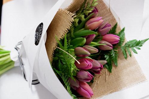 Bunch of Tulip Beauty