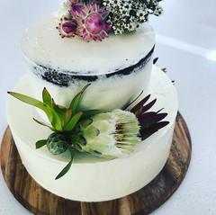 Native Cake Flowers