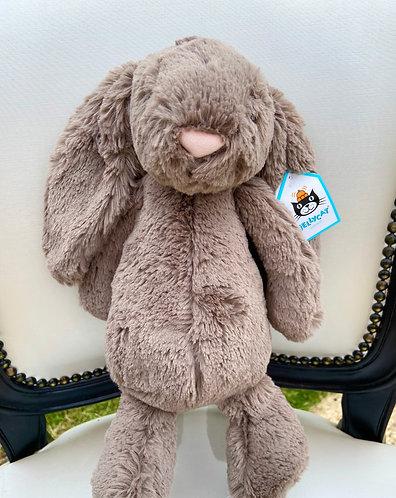 Jellycat Bashful Bunny Medium Brown