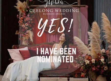 Geelong Wedding Business Awards