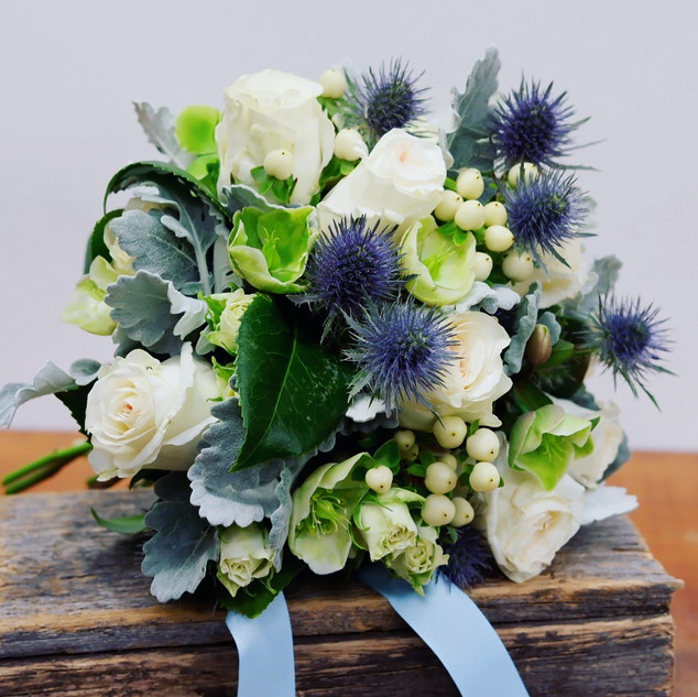 Bouquet with Stems.