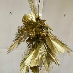 Gold Hanging installation.jpg