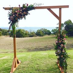 A lovely day for a wedding! 💕 _terindah