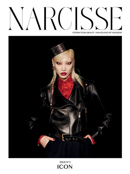 ISSUE 5  - ICON - SOO JOO PARK