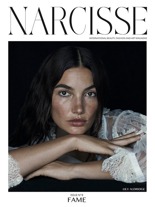 ISSUE 8 - FAME - LILY ALDRIDGE