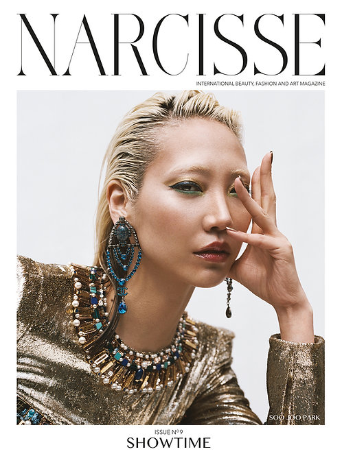 ISSUE 9 - SHOWTIME - SOO JOO PARK