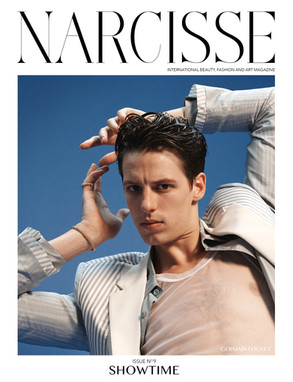 NARCISSE - SHOWTIME ISSUE - GERMAIN LOUVET