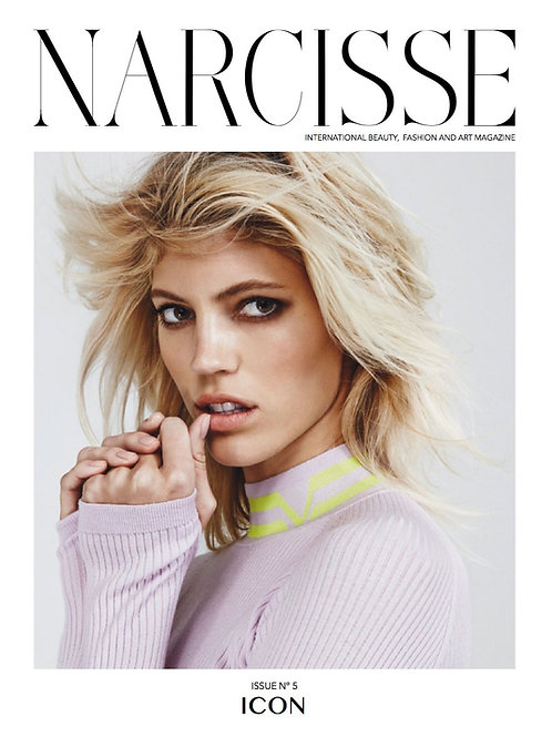 ISSUE 5  - ICON - DEVON WINDSOR