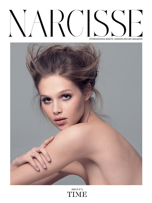 ISSUE 2 - TIME - ANAIS POULIOT