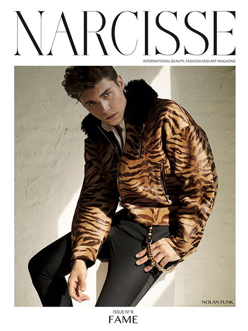 ISSUE 8 - FAME - NOLAN FUNK
