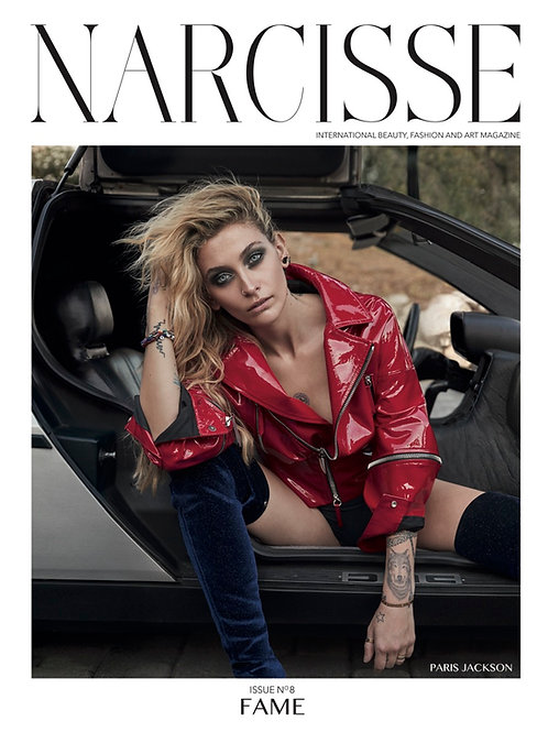 ISSUE 8 - FAME - PARIS JACKSON
