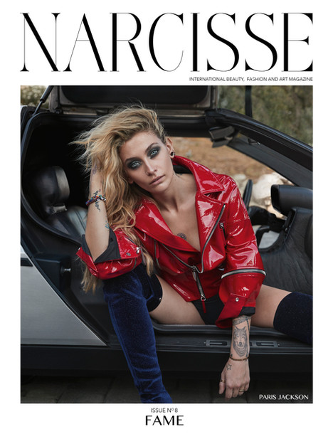 NARCISSE - FAME ISSUE - PARIS JACKSON