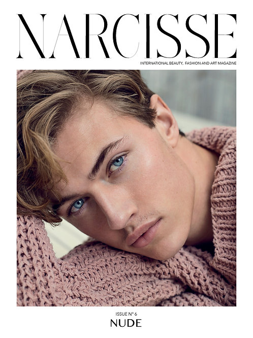 ISSUE 6 - NUDE - LUCKY BLUE SMITH