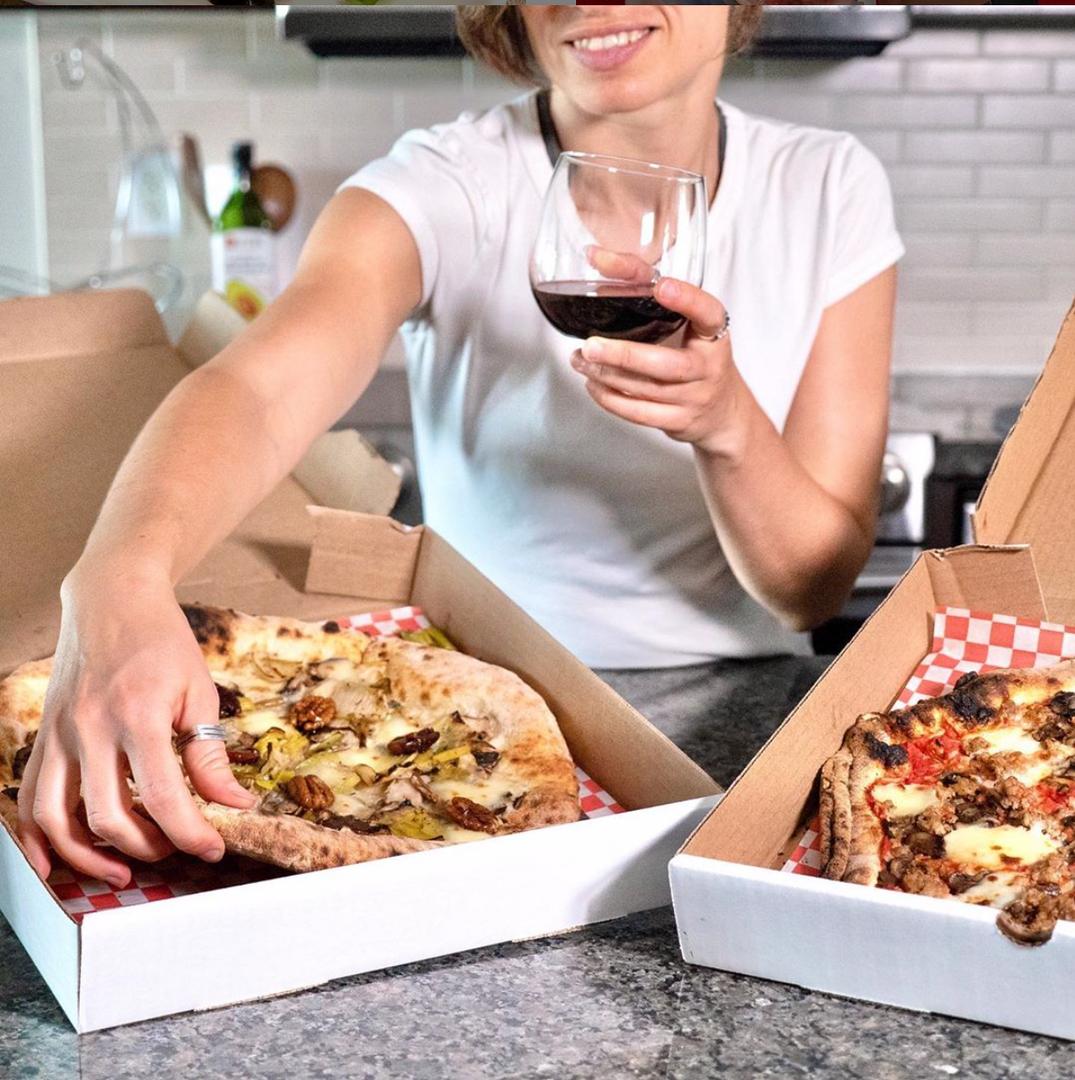Gatto Wood Pizza Promo