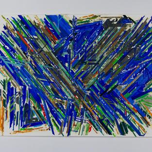 Painter's Tape Blue - 2019