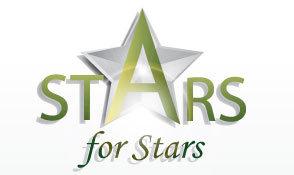 Stars for stars logo