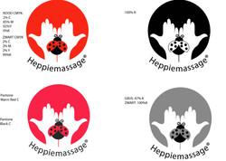 logo Heppiemassage
