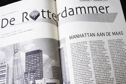 kranten en brochures