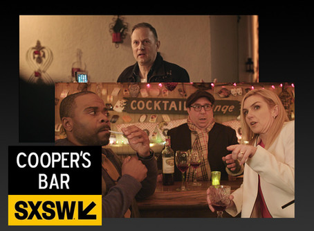 "David Conolly's ""Cooper's Bar"" Showcased @ SXSW 2020"