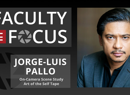 Jorge-Luis Pallo: Faculty in Focus