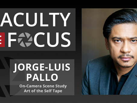 Jorge-Luis Pallo: Faculty in Focus
