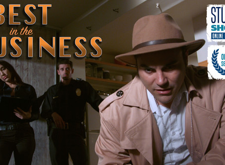"""""""The Best in the Business"""" World Premiere @ Student Shorts Film Festival"""