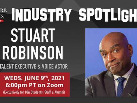 Industry Spotlight with Stuart Robinson